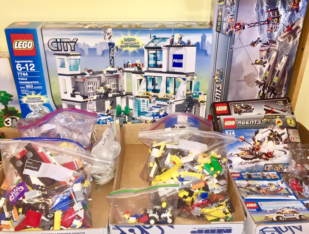 Toys Collectibles Police Headquarters 7744 14